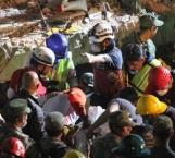 Ininterrumpidos los trabajos de rescate en la Ciudad de México