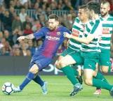 ¡Recital de Messi!