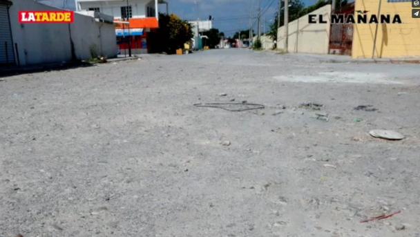 Desaparece asfalto en tramos de La Joya