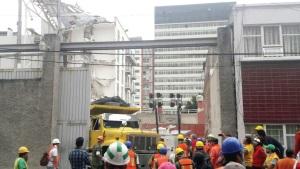 Suman 230 muertos por sismo en México