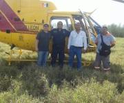 Rescatan sano y salvo a octagenario reportado como extraviado en NL