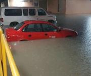 Graves afectaciones dejó la lluvia en Nuevo León