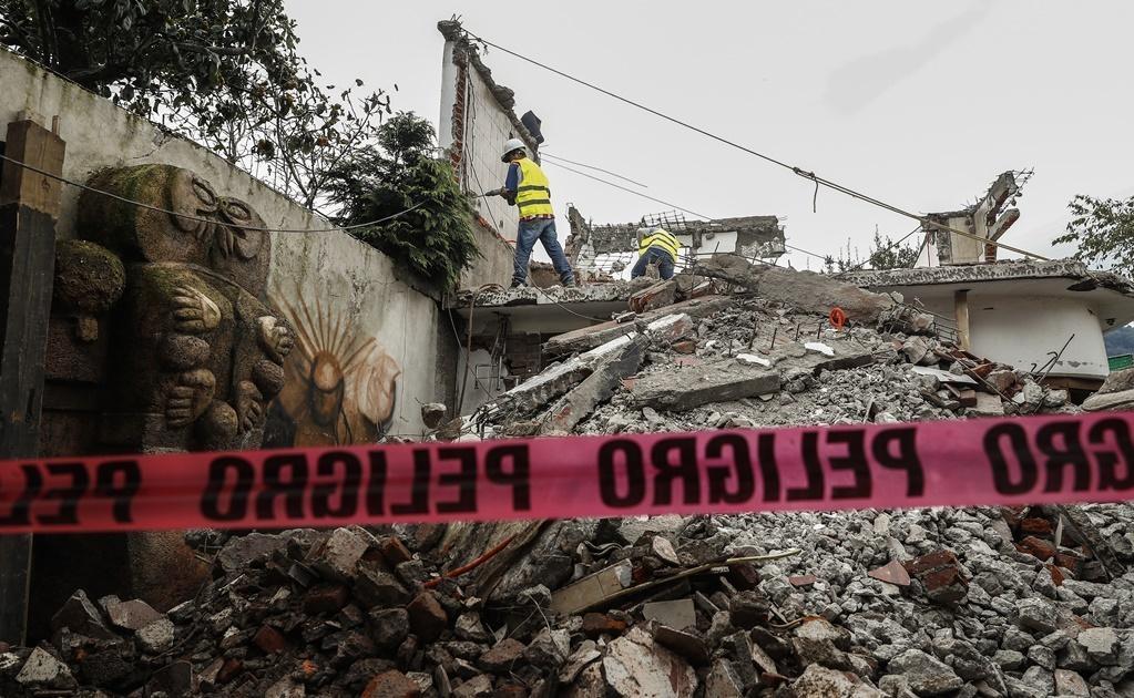 El diputado Leonel Luna comentó que el prototipo de las casas se va a replicar en Magdalena Contreras y Cuajimalpa.