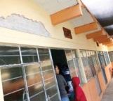 Suman 15 mil escuelas dañadas por sismos