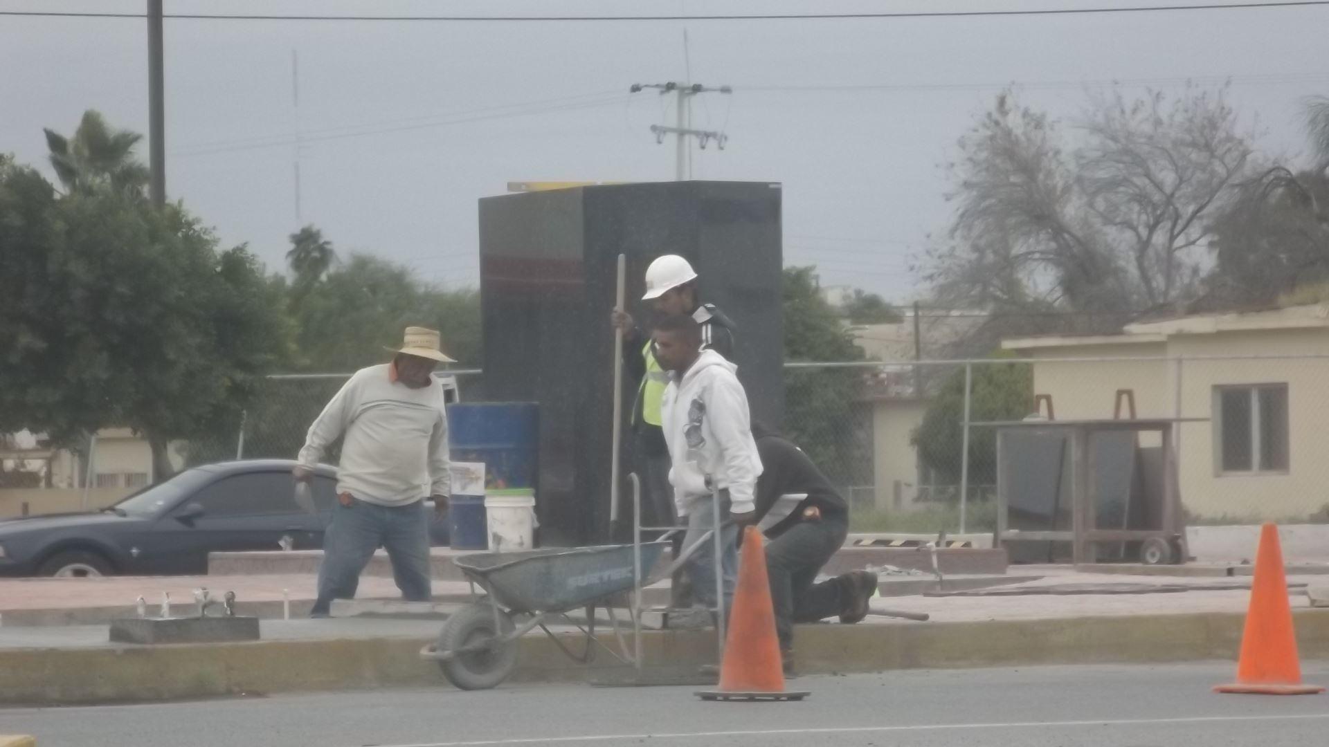 EN CRISIS. El ramo de la construcción viene atravesando por una mala racha ante la difícil situación económica que prevalece en toda la región. LA TARDE / Heriberto Rodríguez
