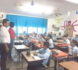 Videovigilarán aulas de clases