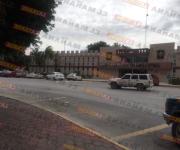 Lucen vacías las calles de Río Bravo