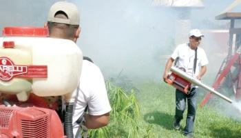Superan ya cifras de dengue al 2016