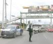 Choca patrulla y oficial culpa a conductor civil