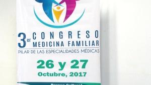 Celebrarán Congreso de Medicina Familiar