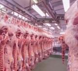 Histórica producción carne de canal en México