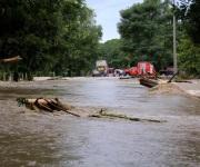 Miles de personas afectadas por frente frío 6 en Tabasco