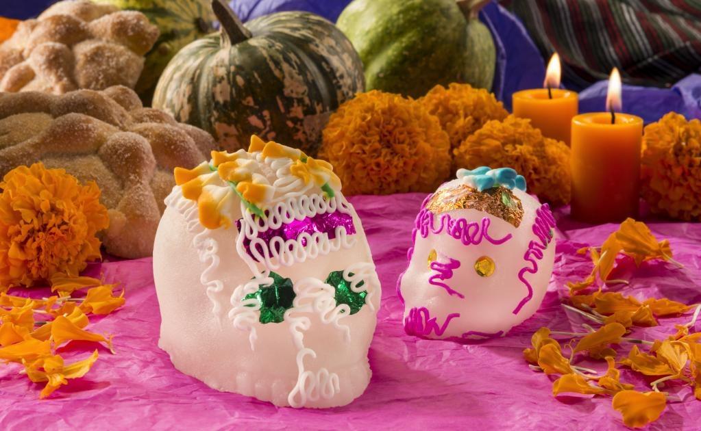 Las calaveritas son una representación de la muerte y las hay de todos los sabores y colores. (Foto: Istock)