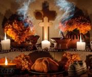 ¿Sabes lo que significan los elementos en tu ofrenda de Día de Muertos?
