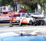 Terrorista arrolla a ciclistas, deja 8 muertos y 11 heridos