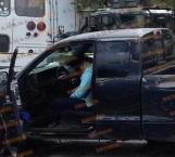 Asesinan automovilista en terminal de peseras de La Cañada