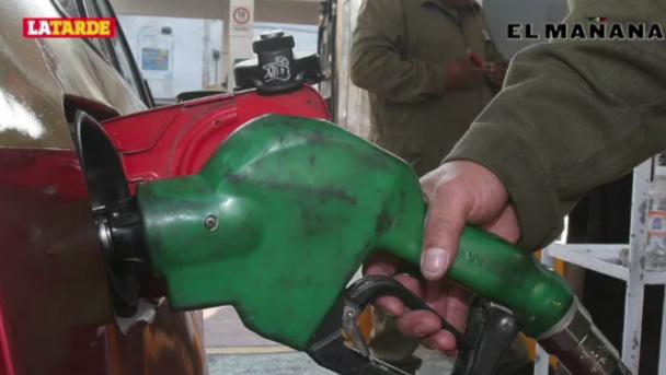 Gasolina magna aumenta 8 centavos