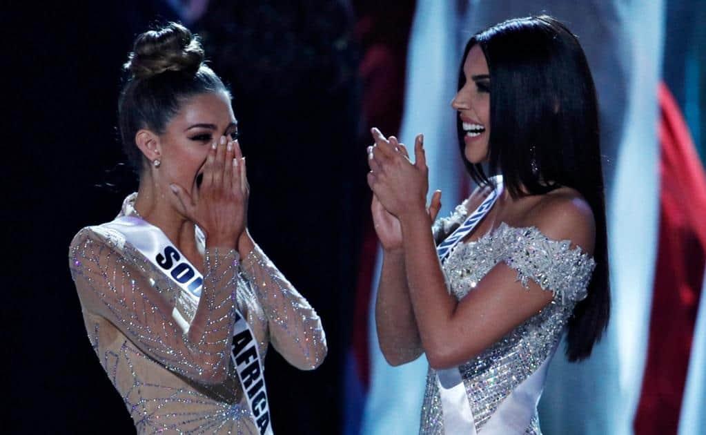 Llegó a la final junto a Laura González, representante de Colombia. FOTO: AP