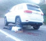 Matan a 3 sujetos en autopista de Poza Rica