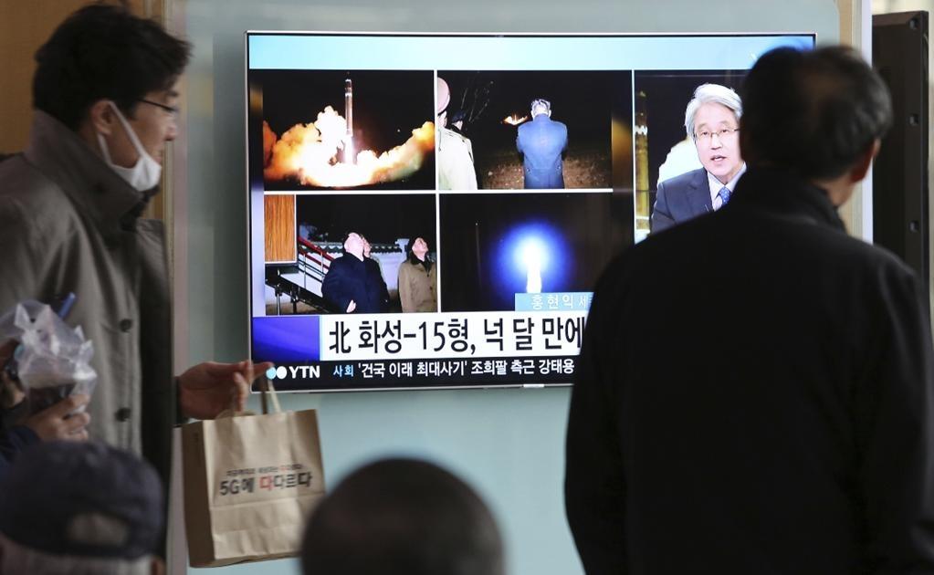 Pyongyang rompió un parón de pruebas armamentísticas que duró dos meses y medio con el lanzamiento del miércoles, el vigésimo en lo que va de 2017, un año marcado por la tensión con Washington.