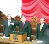 Toma protesta Riquelme, gobernador en Coahuila