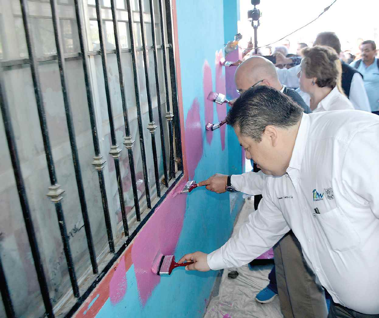 Culmina en enero programa tiempo de pintar tu casa la - Programa para pintar ...