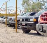 En Chihuahua el SAT dio marcha atrás  en registró de los autos ilegales