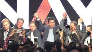 Incumplen Fox y Calderón: Anaya