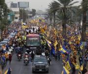 Así fue el desfile y festejo de Tigres Campeón Apertura 2017