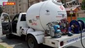 Se incrementa consumo de gas ante las bajas temperaturas