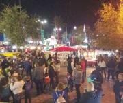 Recibe la Plaza Principal a devotos de la Virgen de Guadalupe