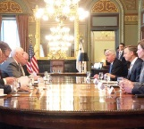 Van gobernadores a Casa Blanca por TLC