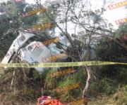 Reportan 1 muerto y 8 heridos en choque en carretera a San Fernando