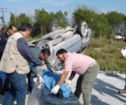 Muere niño en fatal accidente carretero; Reportan 3 lesionados