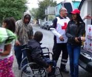 "Concluye Cruz Roja ""Programa Invernal"""
