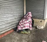 Gélido frío cobra la vida de indigente en Matamoros