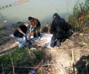 Rescatan cadáver del río Bravo