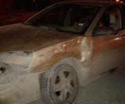 Mujer embarazada resulta lesionada en accidente vehicular