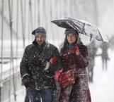 Tormenta invernal paraliza actividades en Texas