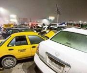 Accidentados 40 vehículos en un choque en Coahuila