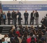 Entrega Tamaulipas becas del Ciclo Escolar 2017- 2018