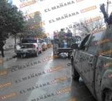 Militares realizan revisión de armas a policías estatales
