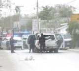 Dos heridos de bala en persecución