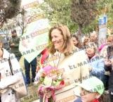 Visita Margarita Zavala a Ciudad Victoria