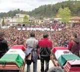 Claman justicia por muerte de tzeltales