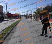Tiroteo deja un herido en Oriente 2 de Reynosa