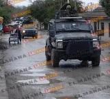 Policías Estatales repelen agresión a balazos