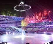 Inauguración de Juegos Olímpicos de Invierno 2018