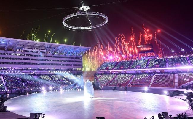 Arranca inauguración de Juegos Olímpicos de Invierno 2018. (Foto:EFE)
