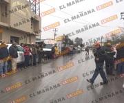 Preparan manifestación productores de Río Bravo